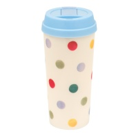 Emma Bridgewater Polka Dot Thermal Travel Cup